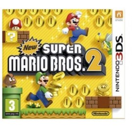 3DS NEW SUPER MARIO BROS 2...