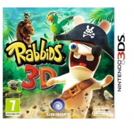 3DS RABBIDS 3D