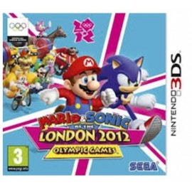 3DS MARIO Y SONIC LONDON...