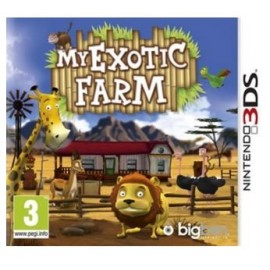 3DS MY EXOTIC FARM (SIN...