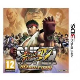 3DS STREET FIGHTER IV
