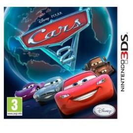 3DS CARS 2 (SIN CARATULA)