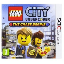 3DS LEGO CITY UNDERCOVER:...