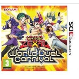3DS YUGIOH WORLD DUEL...