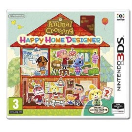 3DS ANIMAL CROSSING: HOME...
