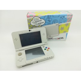 CONSOLA NEW 3DS BLANCA +...