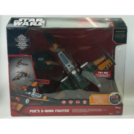 Nave STAR WARS Poe's X-Wing...
