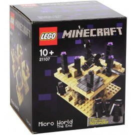 LEGO MINECRAFT MICRO WORLD...