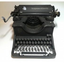 Máquina de Escribir Hispano...