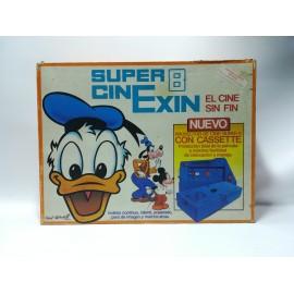 Proyector Super 8 Cinexin...