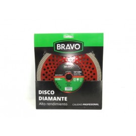 DISCO DIAMANTE 230mm BRAVO