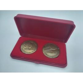 Colección de 2 Monedas...