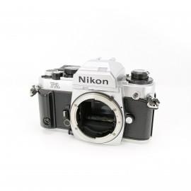 Cámara analógica Nikon FA +...