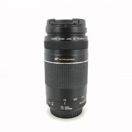 Objetivo Canon EF 75-300mm...