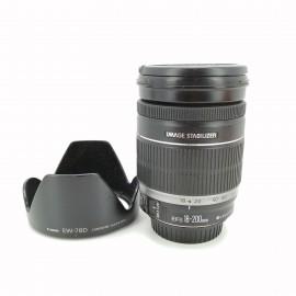 Objetivo Canon EF-S...