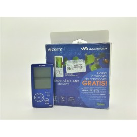 Reproductor Mp4 Walkman...