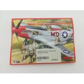 FIGURAS USAAF PILOTOS Y...