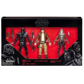 STARWARS THE BLACK SERIES...