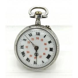 Reloj de Bolsillo - Plata...