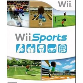 Juego Wii Sports (Sobre de...