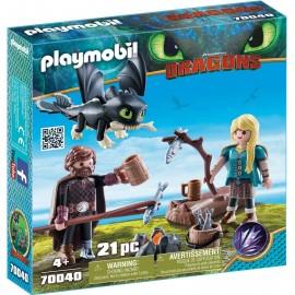 PLAYMOBIL 70040 DRAGONS