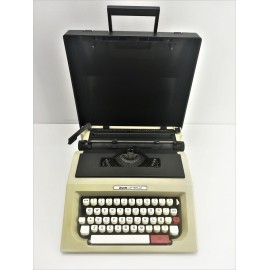 Máquina de escribir...