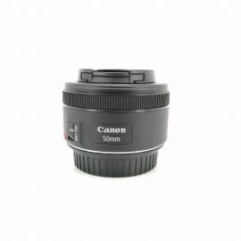 Objetivo Canon EF 50mm...