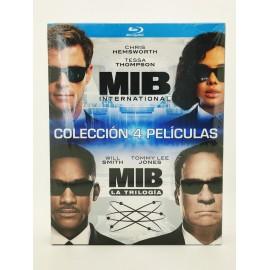 Colección 4 Peliculas MIB...