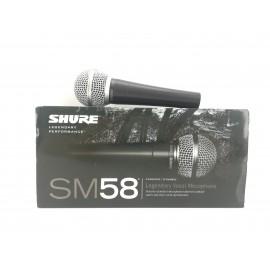 Micrófono Vocal SHURE SM58...