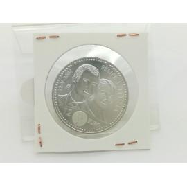 Moneda Plata de 12 Euros...