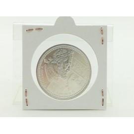 Moneda Plata de 2000 Ptas...