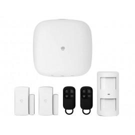 Chuango H4 Plus - Kit Sistema de Alarma WiFi/gsm Smart Home Compatible con Alexa y Philips Hue (Nuevo)