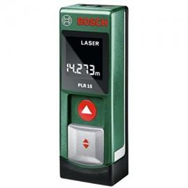 Medidor Laser BOSCH PLR 15...
