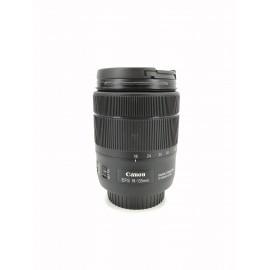 Objetivo Canon EFS 18-135mm...