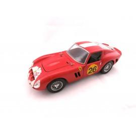 COCHE FERRARI GTO 1962 1/18