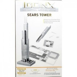 ICONX 3D SEARS TOWER