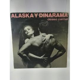 LP ALASKA Y DINARAMA DESEO...