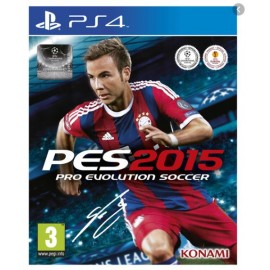 PS4 PES 2015 PRO EVOLUTION...