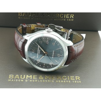 Reloj Baume & Mercier Clifton GMT 10111 28955 SEGUNDA MANO